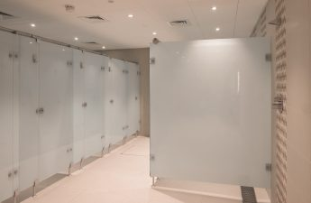 Bluecoat Sports Club – Cubicle systems