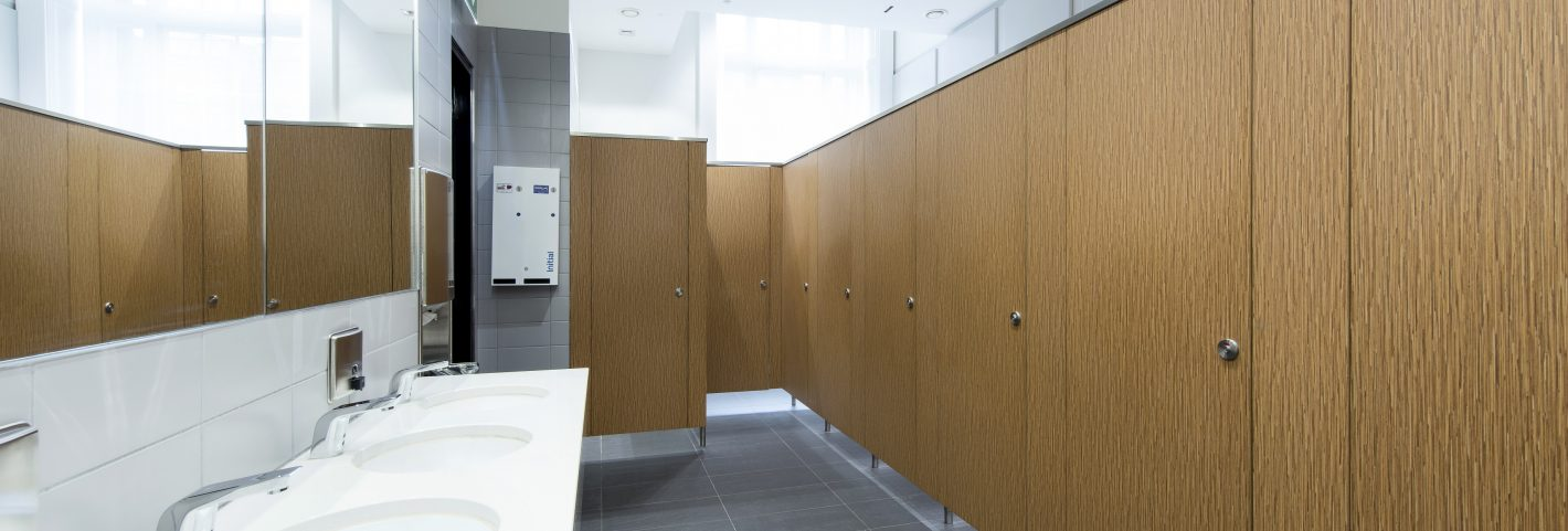 Line Standard Cubicle Systems Line Standard Washroom