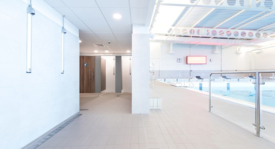 A Sprint Finish? It's all about Performance in a Leisure Centre context